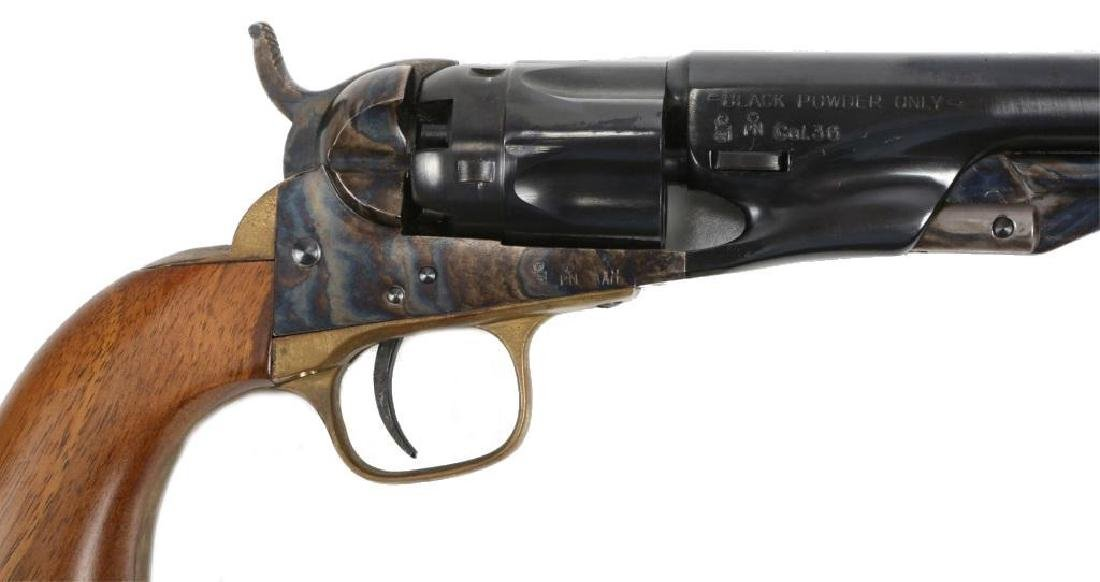 9601 - Replica Arms Colt 1862 Police Percussion - 2