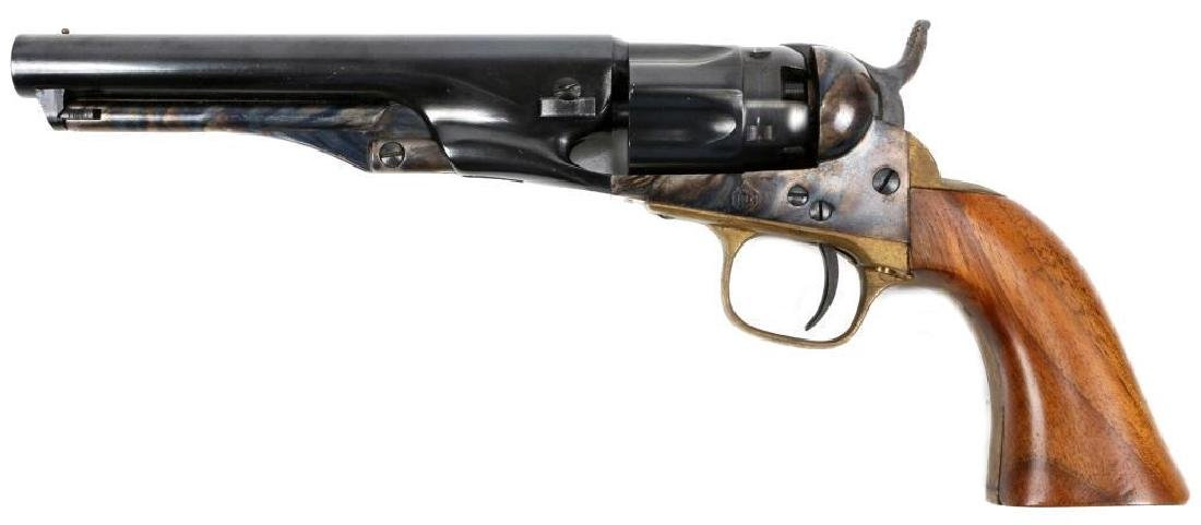 9601 - Replica Arms Colt 1862 Police Percussion - 4