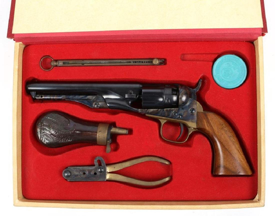 9601 - Replica Arms Colt 1862 Police Percussion - 7
