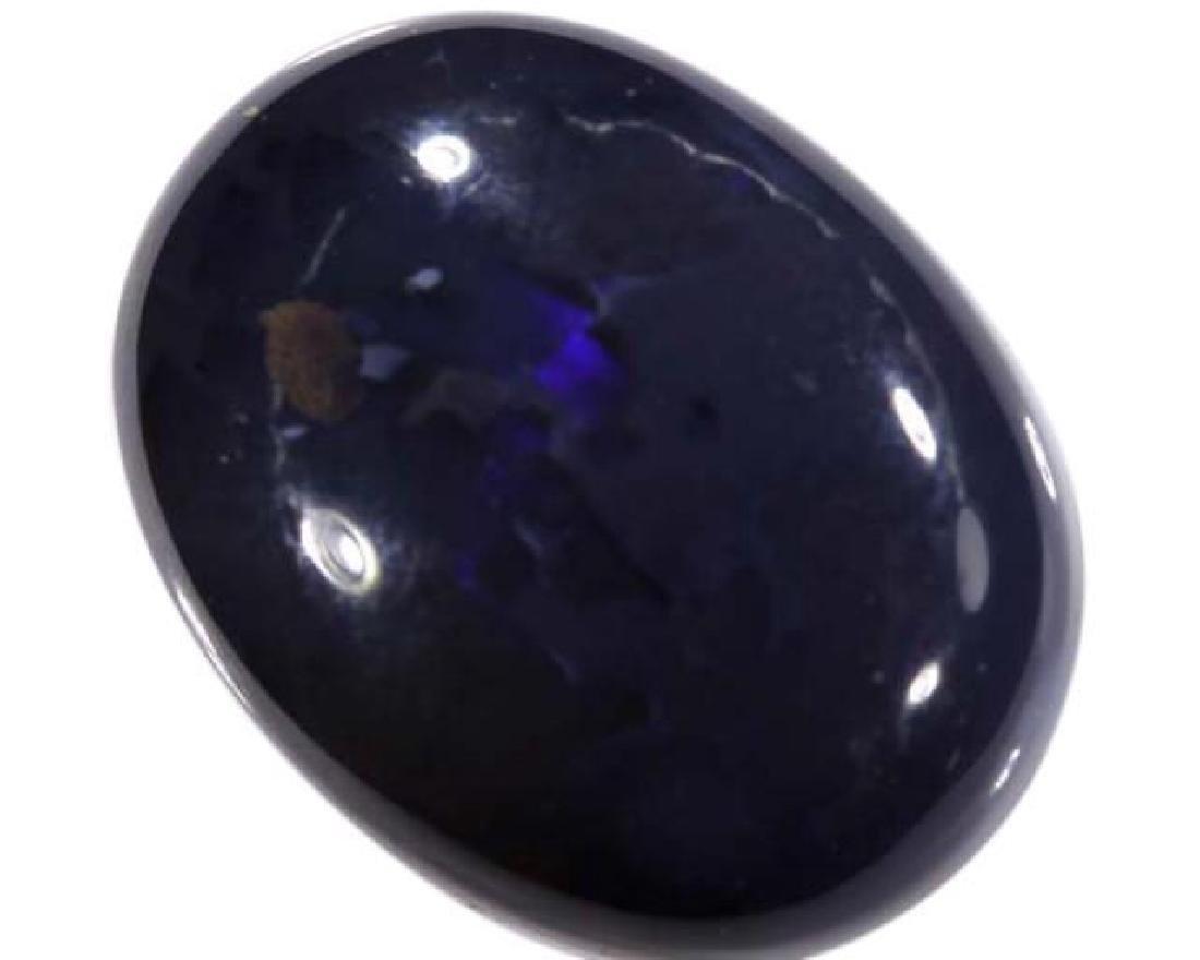 8.2ct Australian Lightning Ridge Black Opal