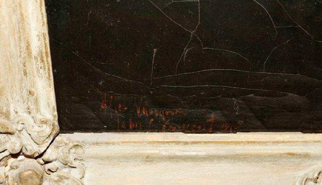 After Velazquez, Oil on Canvas, Portrait of a Man - 3
