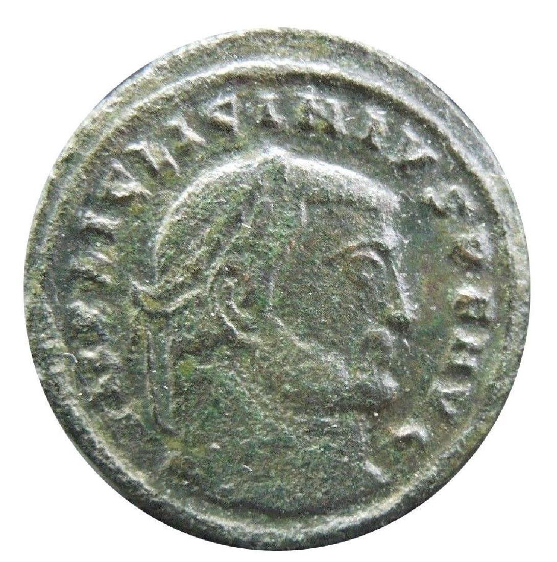 Roman coin of Licinius I.