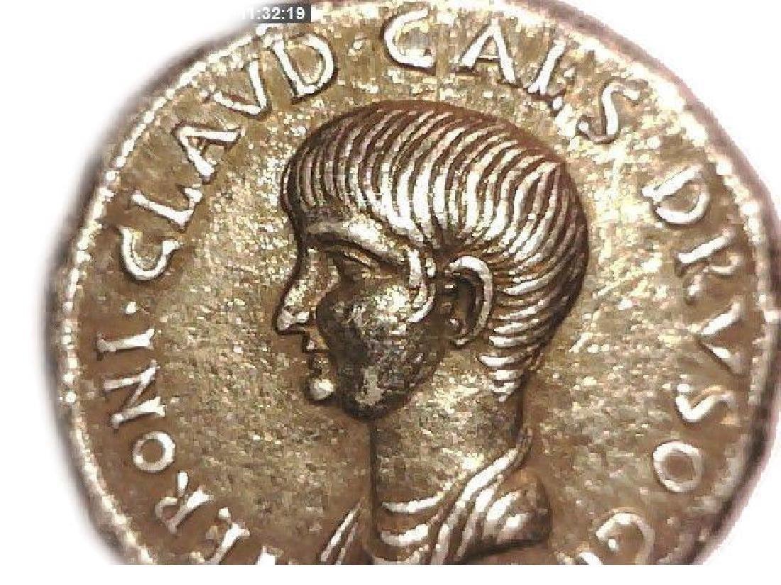 Roman Imperial Emperor Nero Cistophoric Tetradrachm