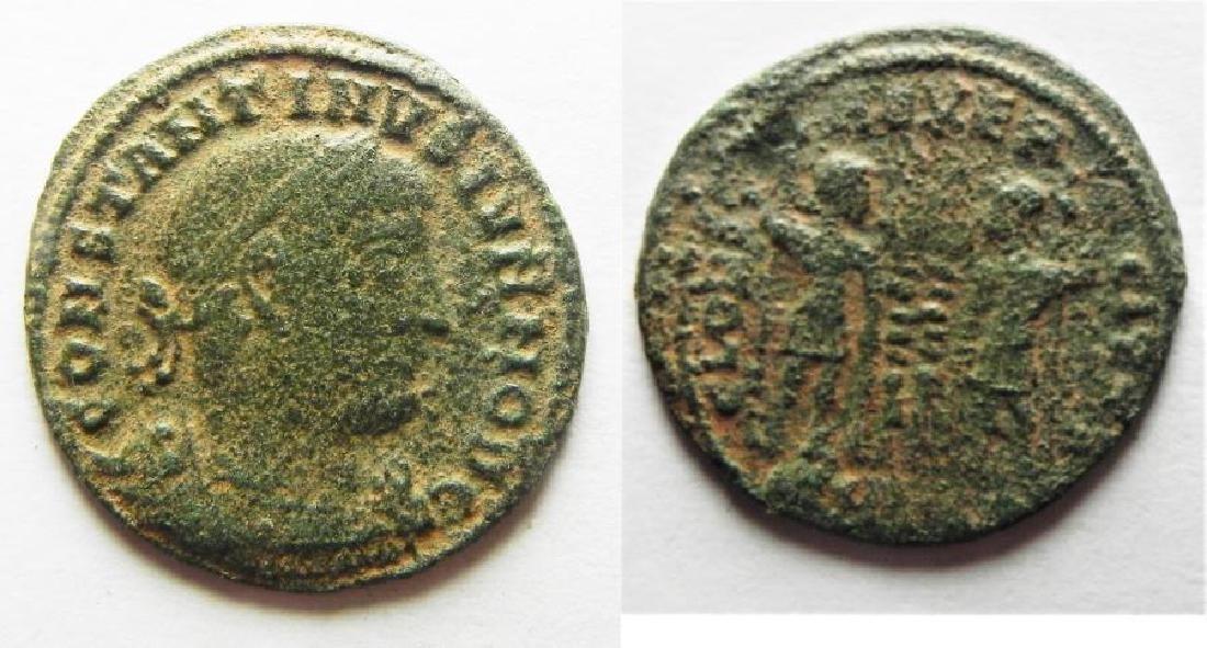 Constantine II AE 3
