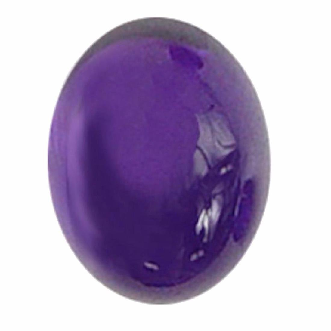 Nearly 3 Ct. fabulous Natural African Amethyst Deep