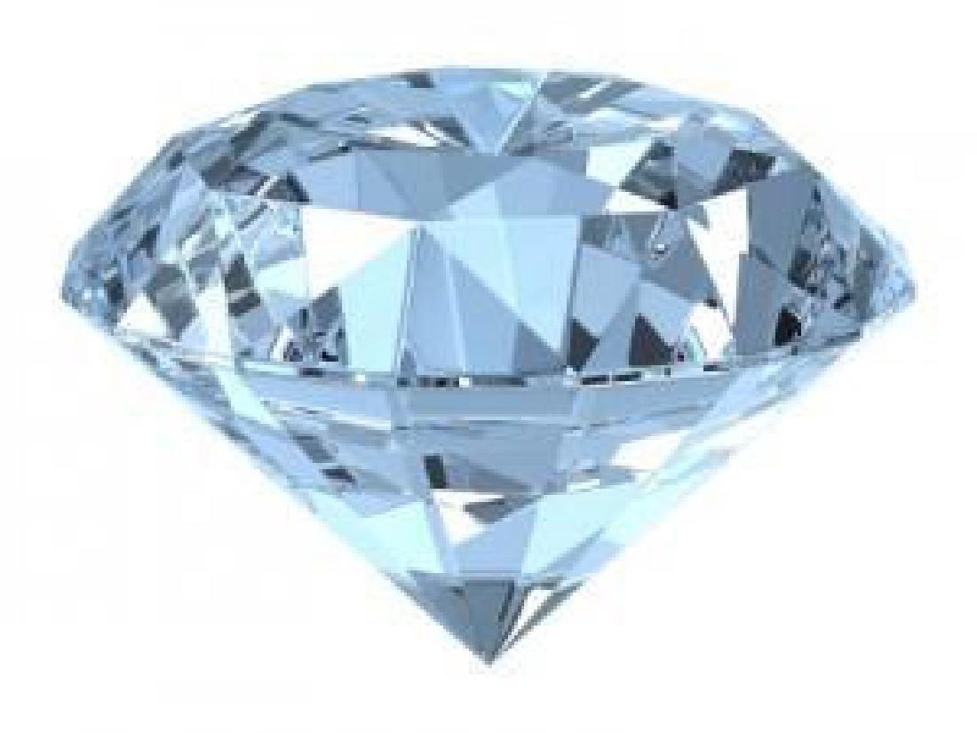 2.75cts Bianco Diamond Grade 6AAAAAA - Loose Stone
