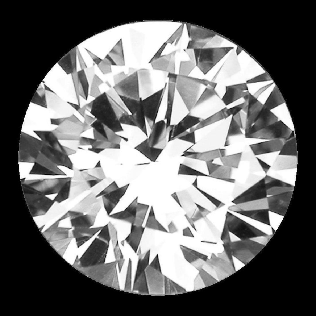 2.75cts Bianco Diamond Grade 6AAAAAA - Loose Stone - 2