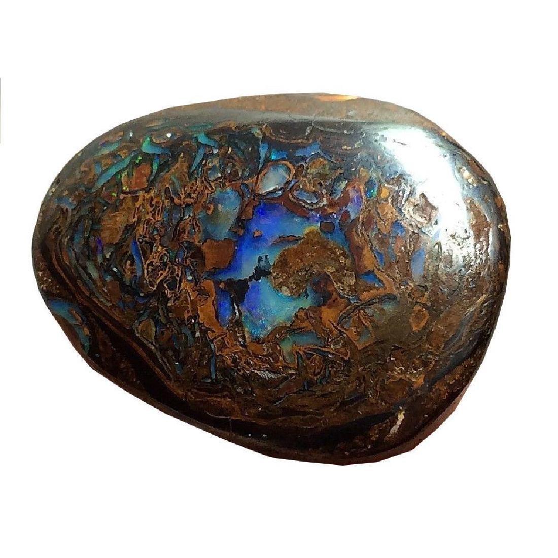 33.95ct Australian Koroit Boulder Opal Beautiful Color - 6