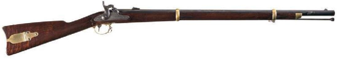 Civil War Remington Model 1863 Zouave Rifle