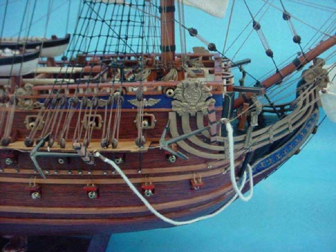 "San Felipe Limited Tall Model Ship 38"" - 2"