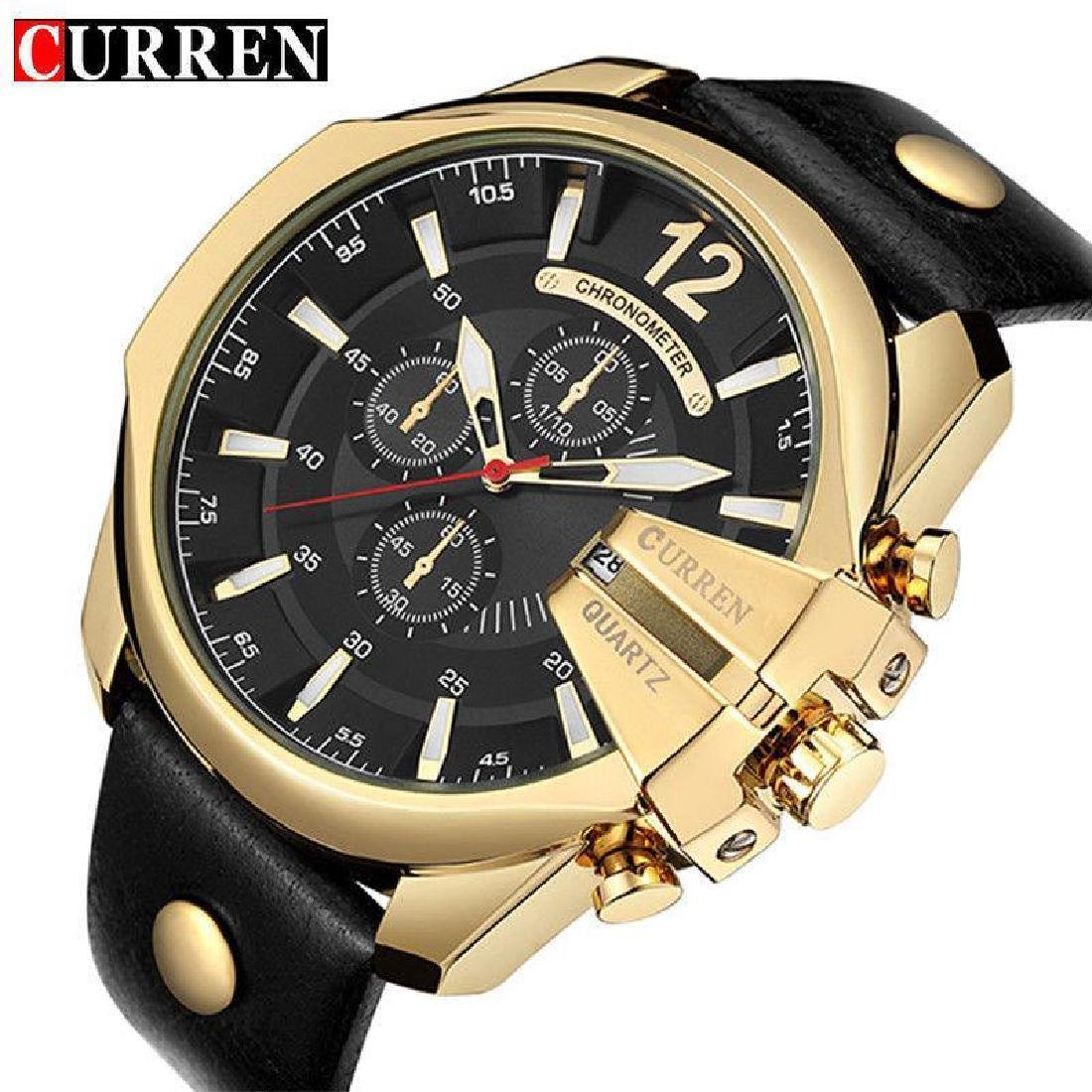 Curren Men39s Sports Quartz Watch Men Top Brand Luxury