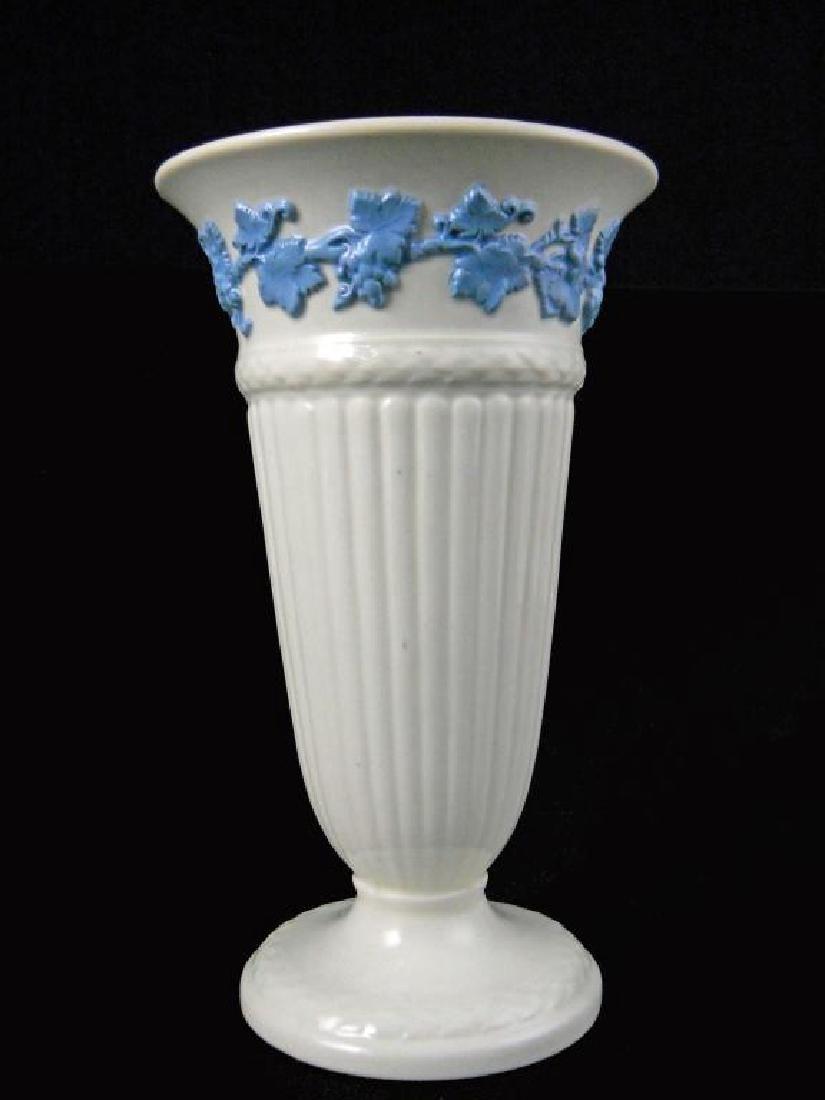 Wedgewood Queen's Ware Porcelain Vase