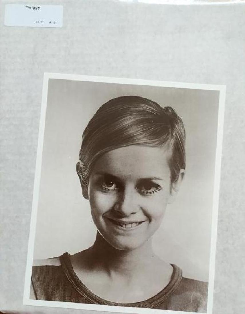 Twiggy Photograph Print