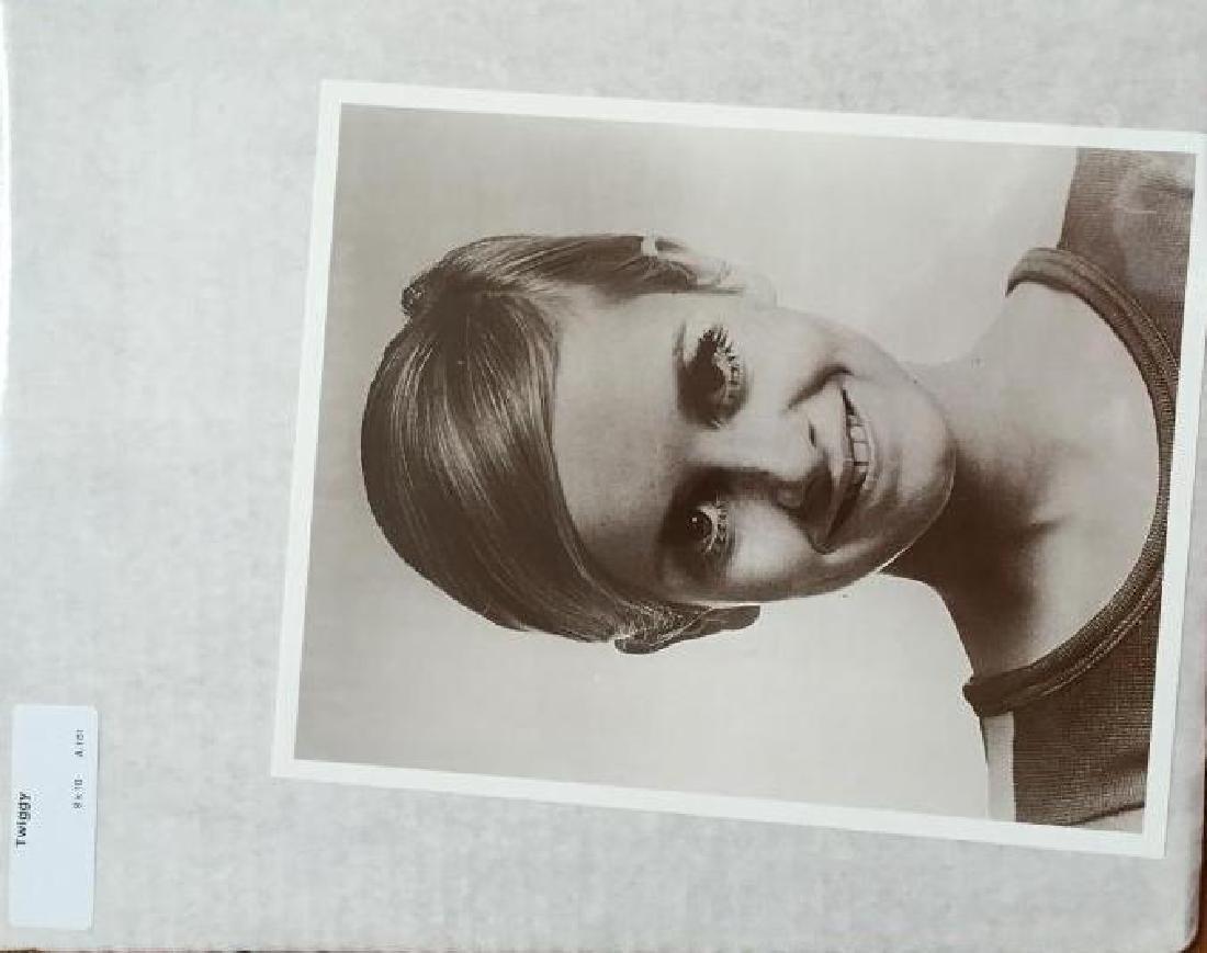 Twiggy Photograph Print - 2