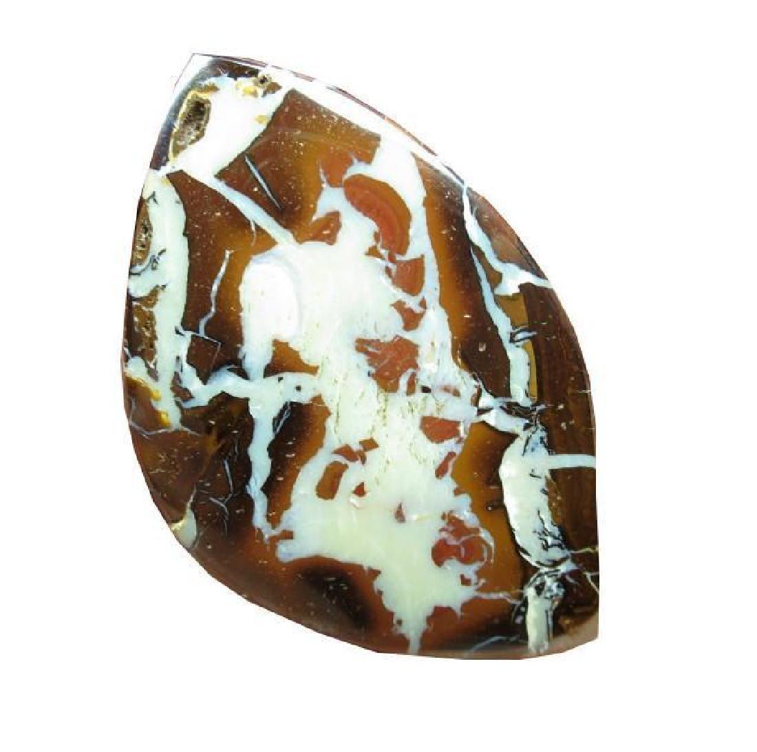 66cts.boulder Matrix Opal