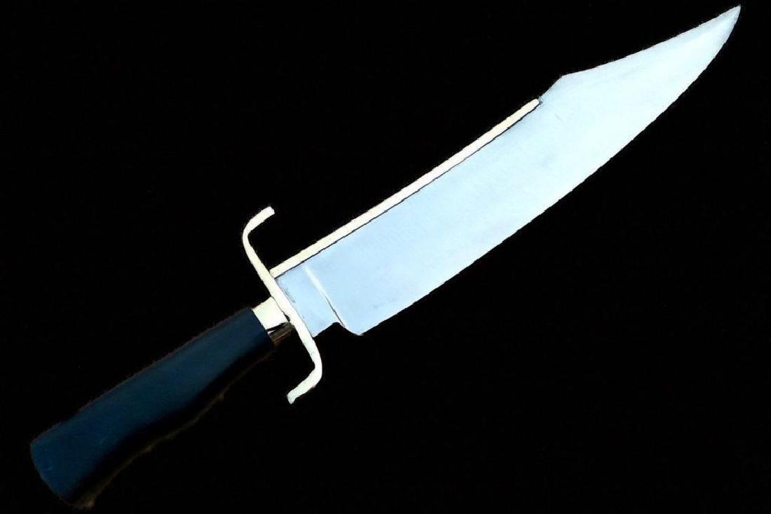 """Damascus Knife Making Custom Handmade - 19"""" Carbon - 3"""