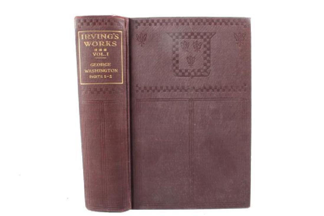 The Works Of Washington Irving Ten Volume Set - 4
