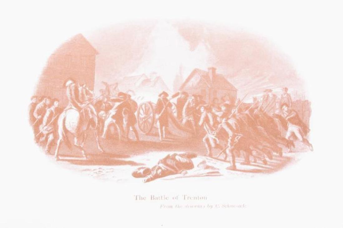 The Works Of Washington Irving Ten Volume Set - 5