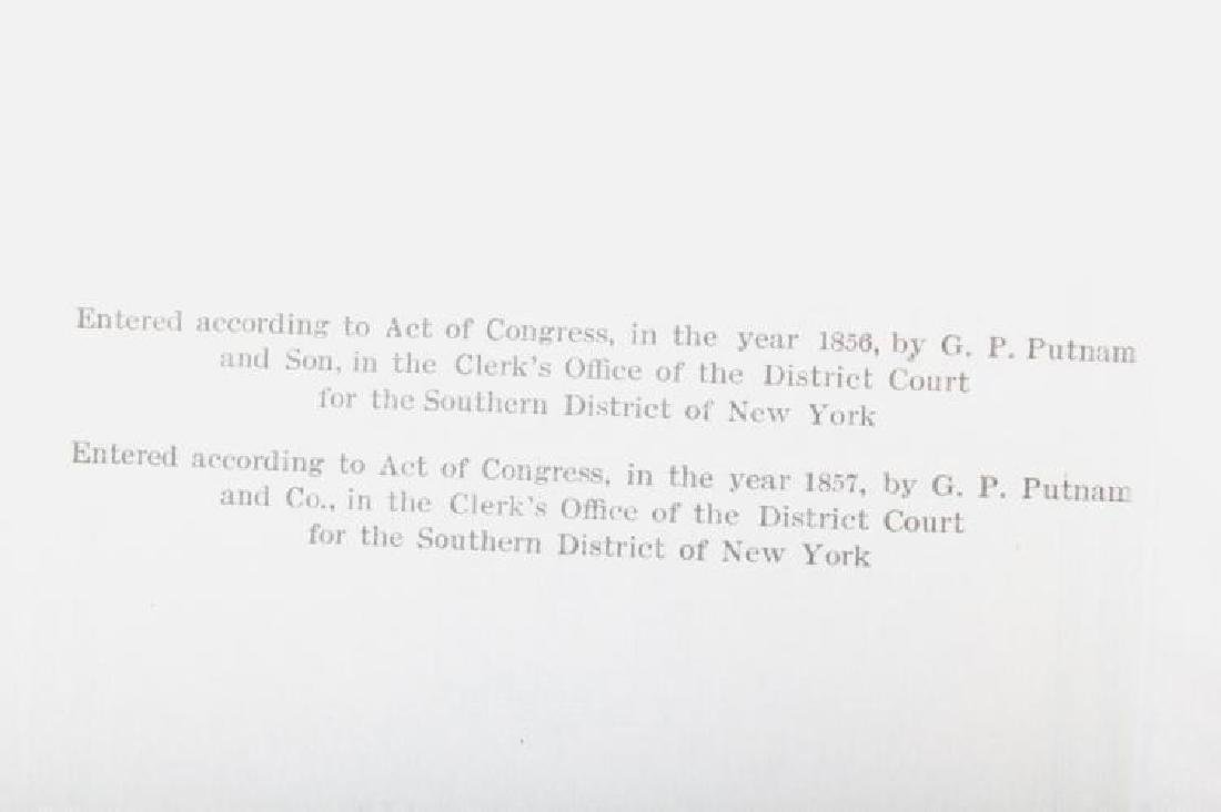 The Works Of Washington Irving Ten Volume Set - 7