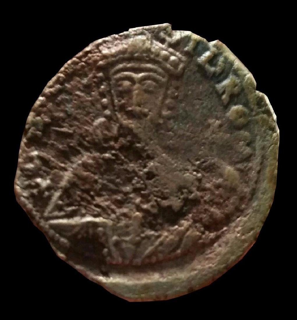 Leo Vi The Wise 870-912 Ad Constantinople Mint .