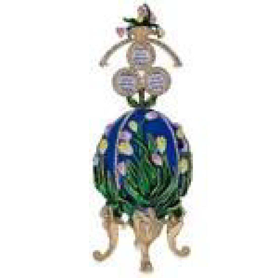 1898 Lilies of the Valley Russian Faberge Egg