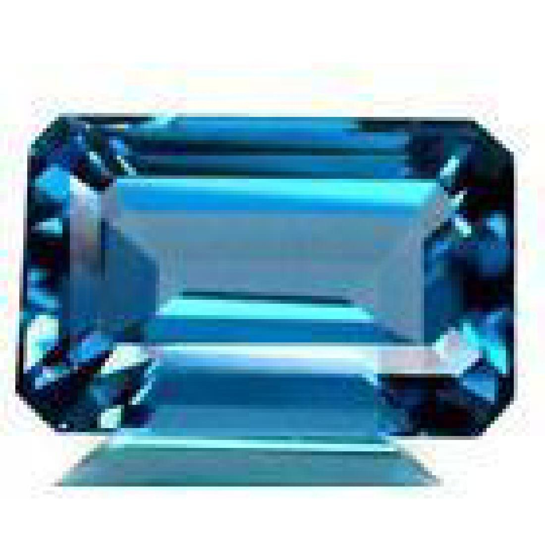 Massive And Clean London Blue Topaz