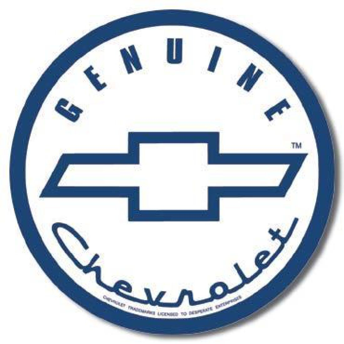GENUINE CHEVROLET