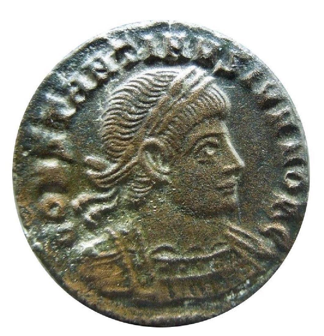 Roman coin of Constantine II.