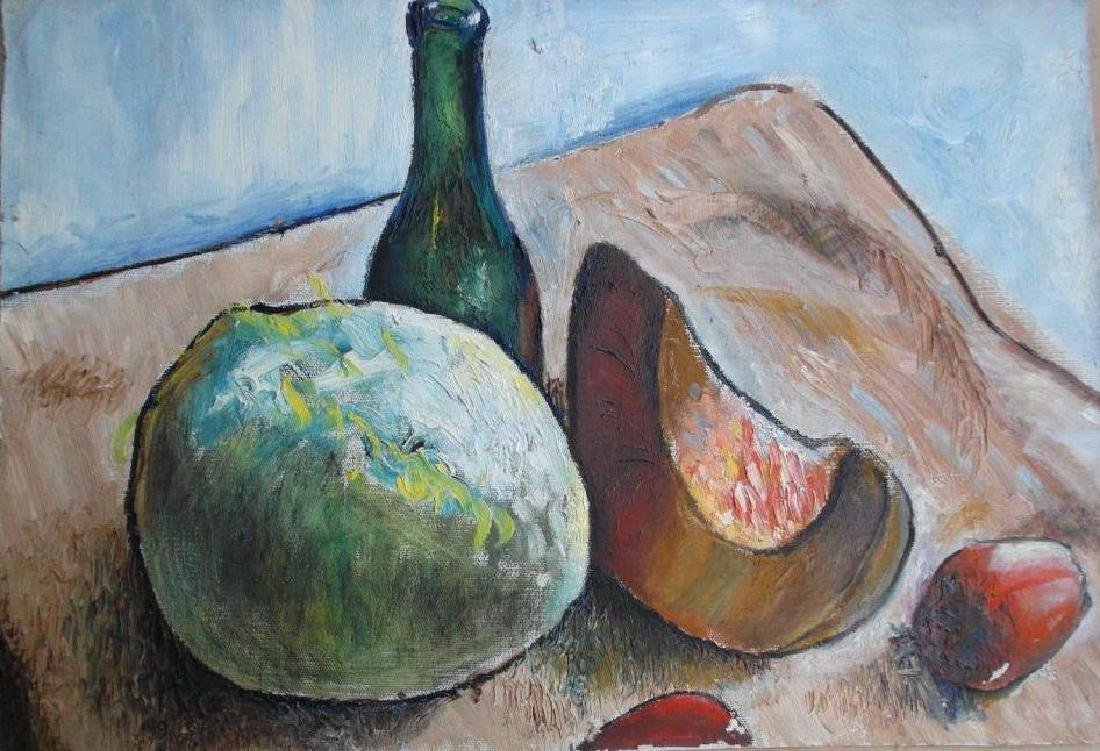 Russian School, Oil Painting, Still Life
