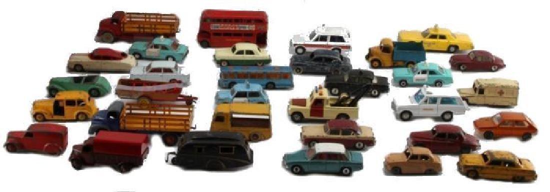 Vintage Dinky Toys Diecast Meccano Ltd