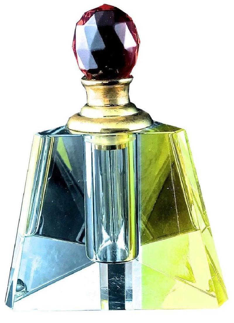 Perfume Bottles Full Cut 8011 Facet Lead Crystal