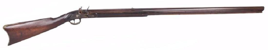 Flintlock Full Stock, .64 Musket