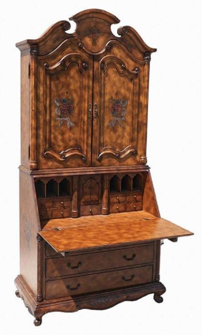 HOOKER FURNITURE DROP FRONT SECRETARY DESK