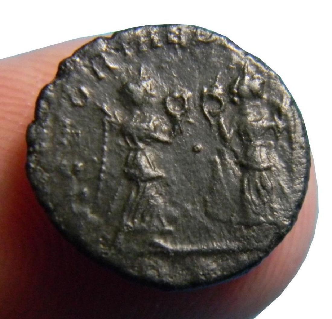 Roman coin - 4