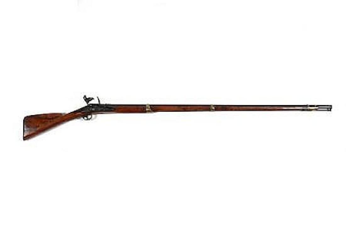 18th Century Flintlock, After Brown Bess