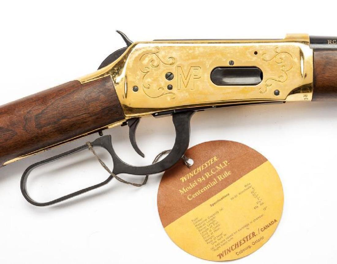 Winchester Commemorative Model 94 RCMP Centennial