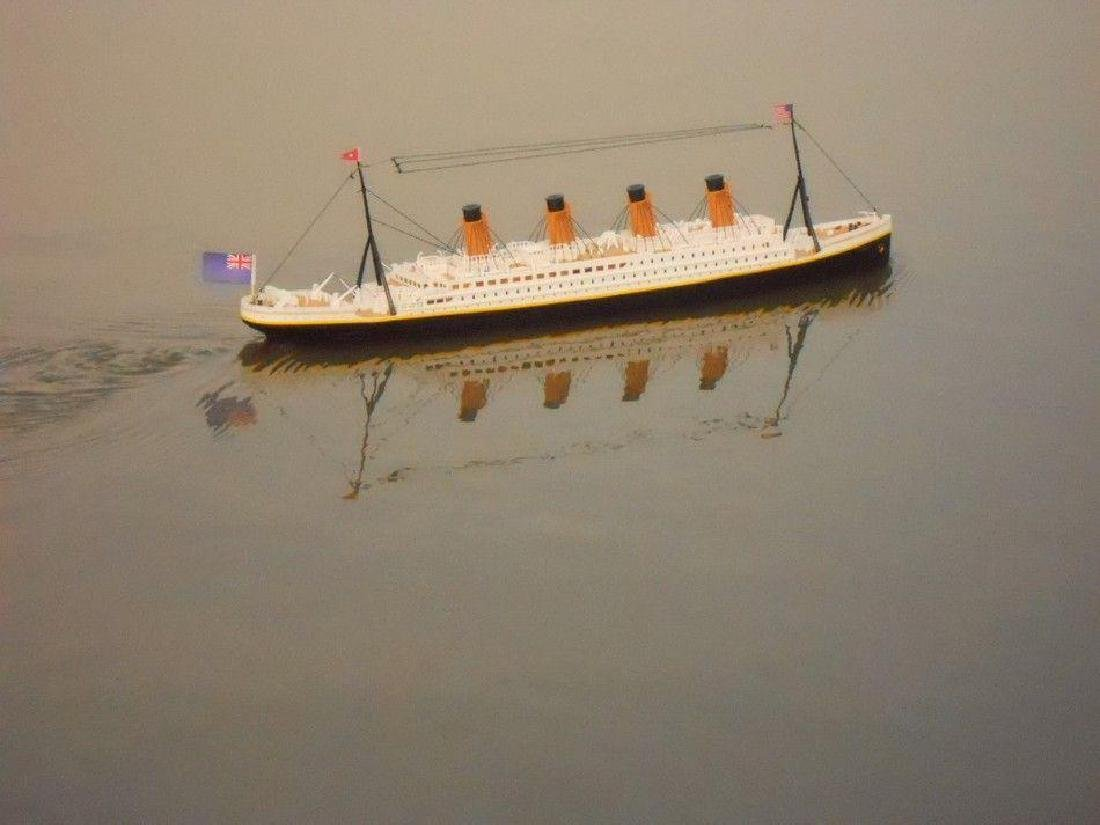 Ready to run Remote Control RMS Titanic 32'' with