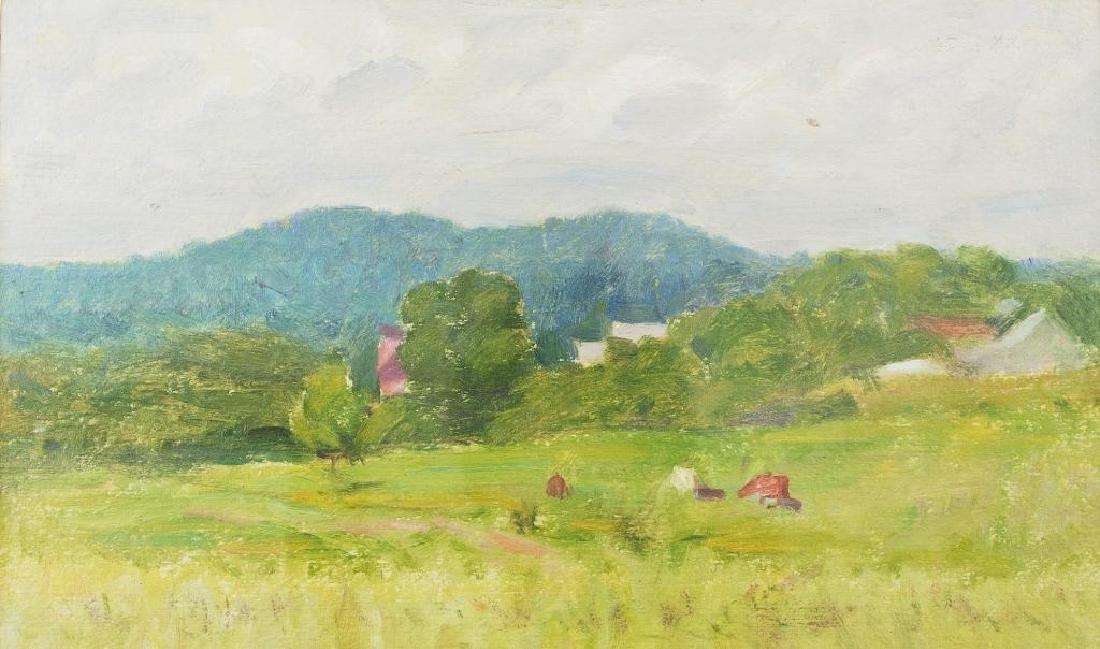 American School, 20th Century Landscape - 2