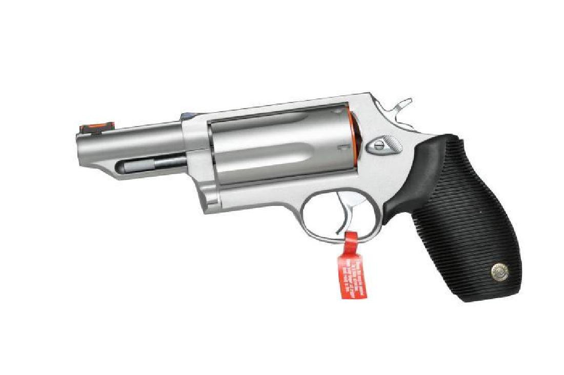 """The Judge""  Brand new Taurus 410/45 Lc Revolver"
