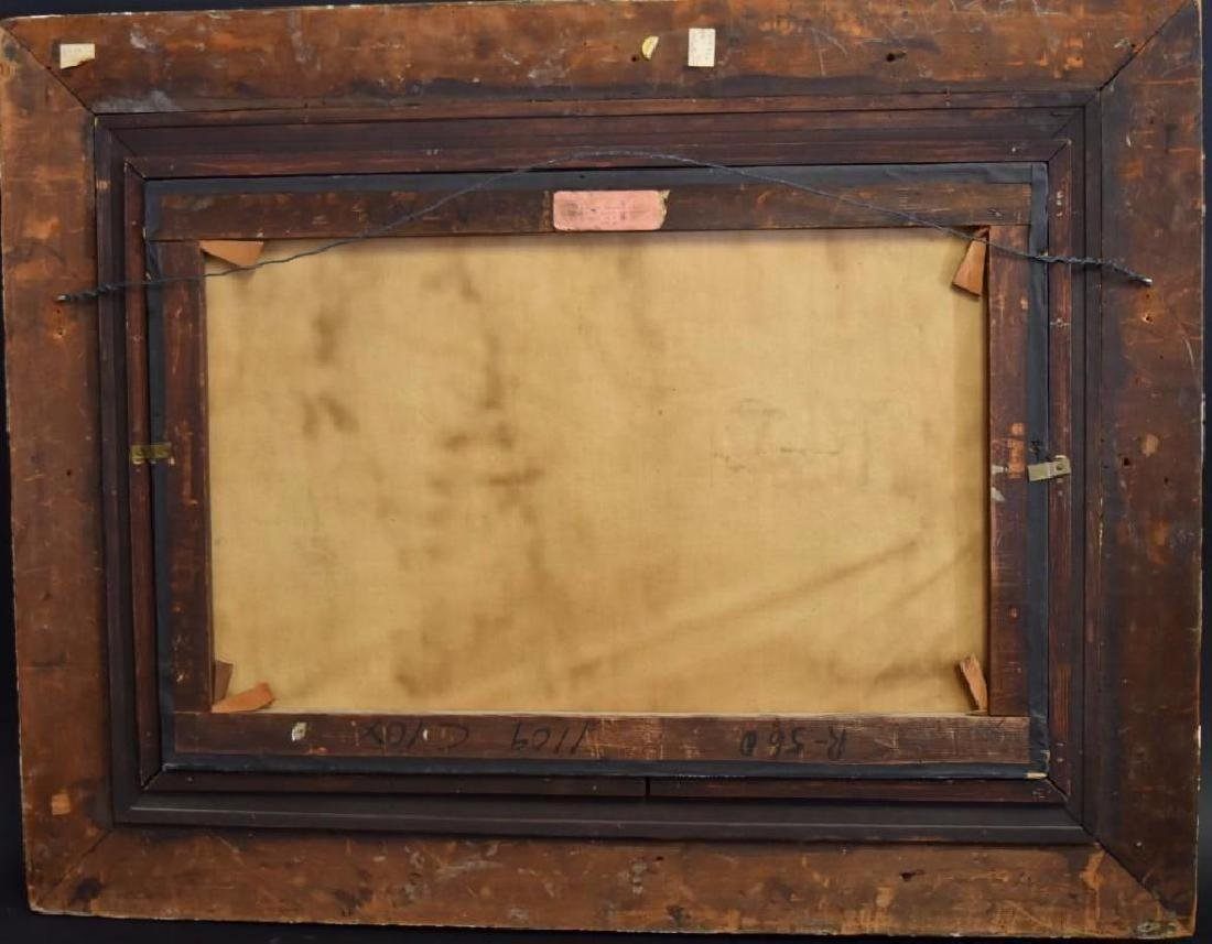 H.C. Buttler; 19thC. English Oil Painting Signed - 6