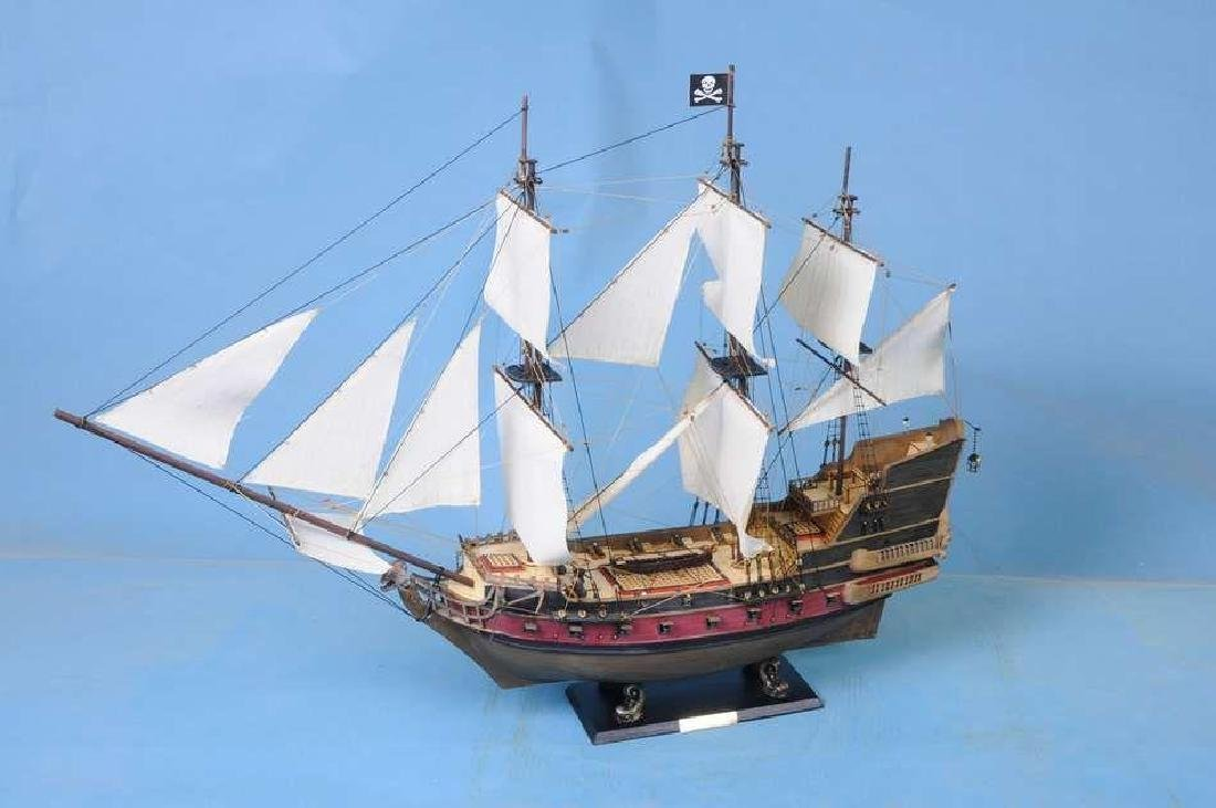 Captain Kidd's Adventure Galley Limited Model Pirate - 2