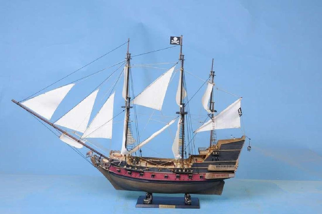 Captain Kidd's Adventure Galley Limited Model Pirate - 3