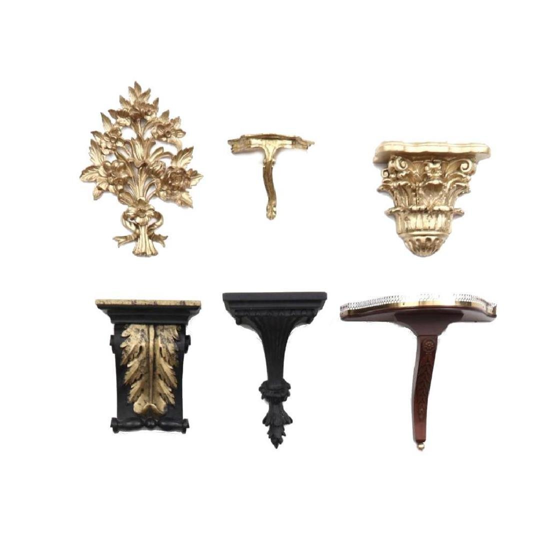 Group of Architectural Elements