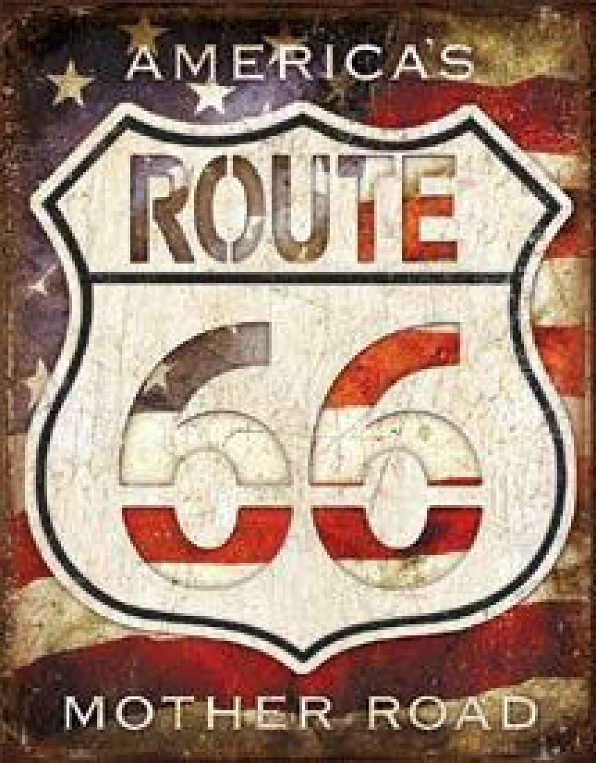 Rt. 66 - America's Road