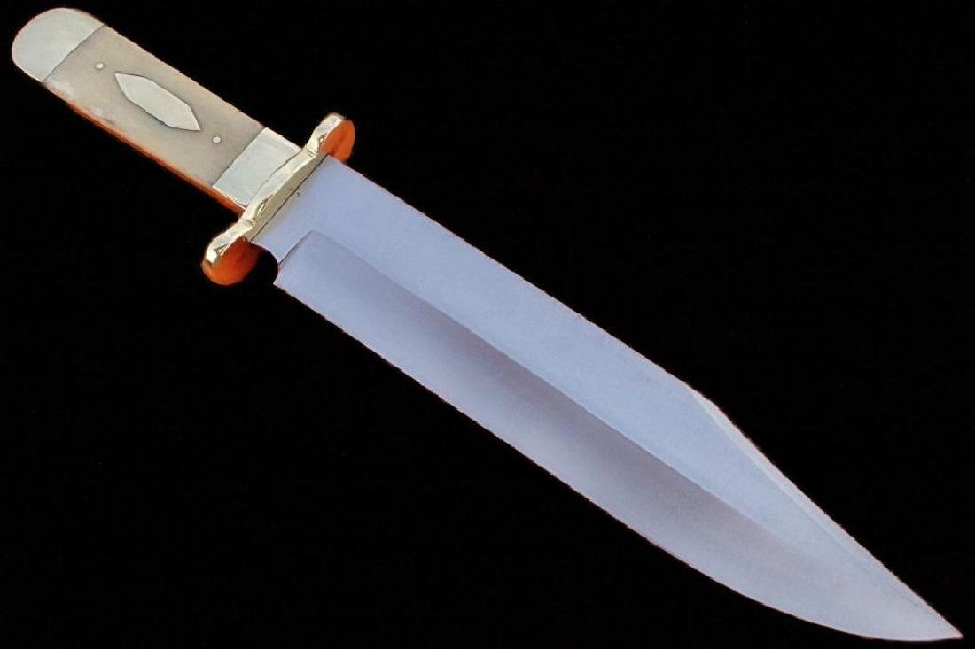 -HKC-40- Handmade 17 Inches High Carbon Steel Bowie
