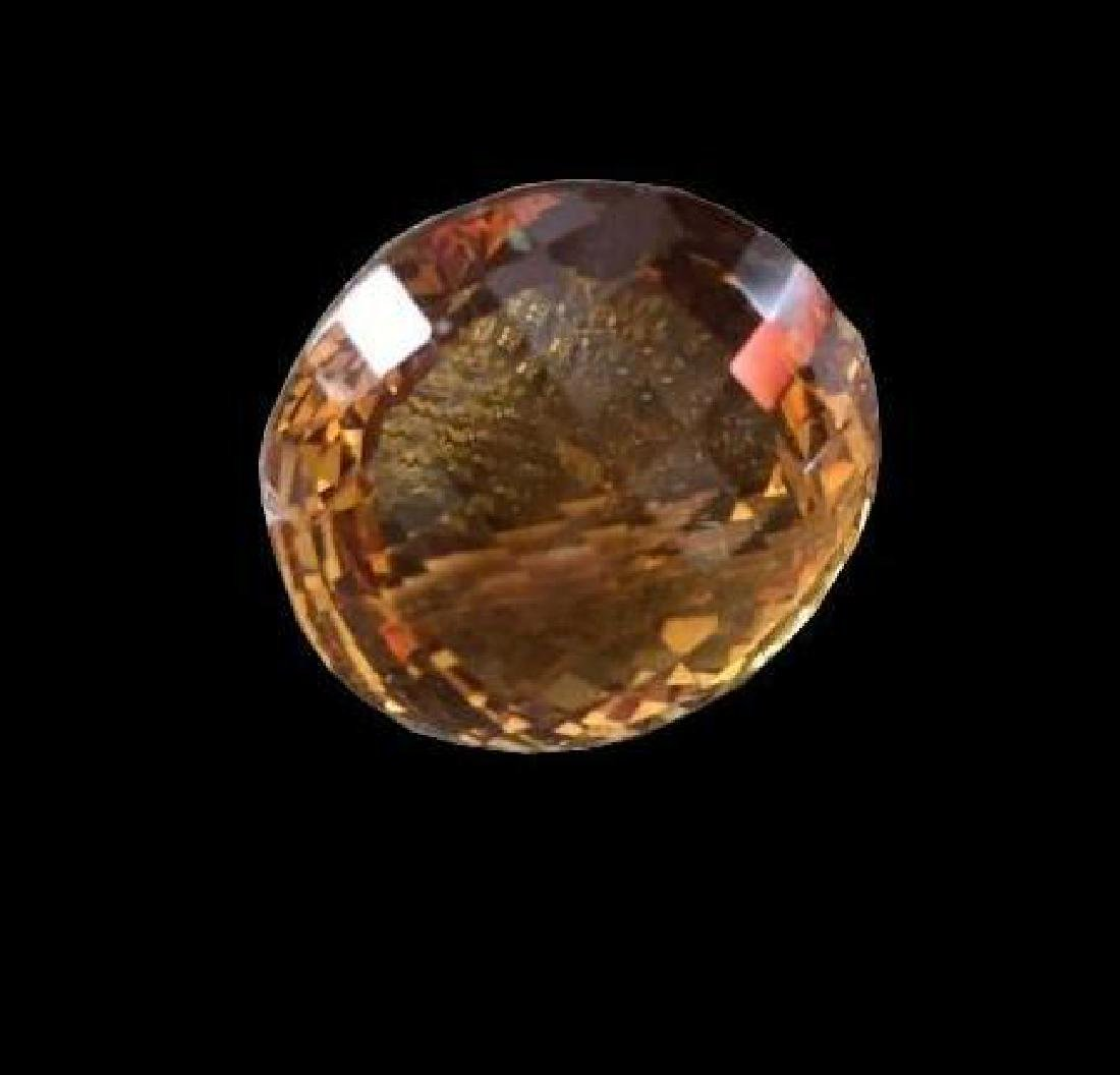 32.30ct Fancy Cut Museum Quality Citrine