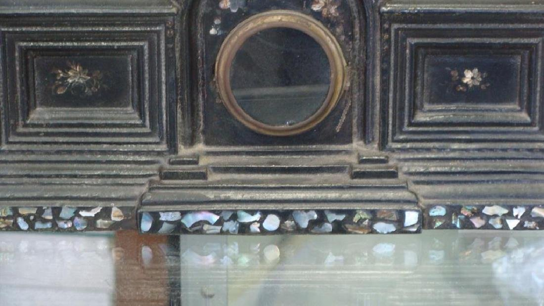 Exquisite 19thc Cast Iron Ansonia Mantel Clock - 4