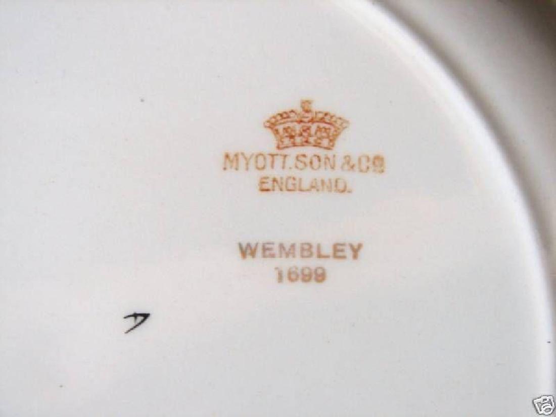 Myott & Sons Staffordshire Wembley Platter - 4