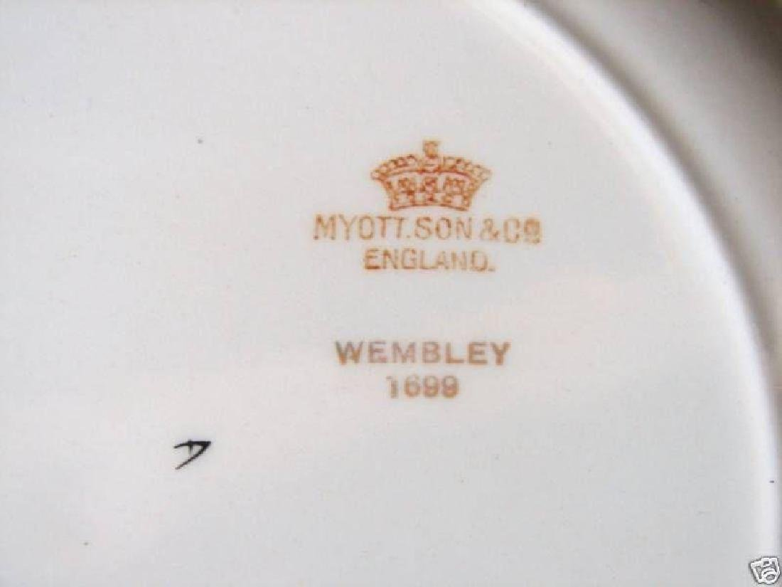 Myott & Sons Staffordshire Wembley Platter - 4