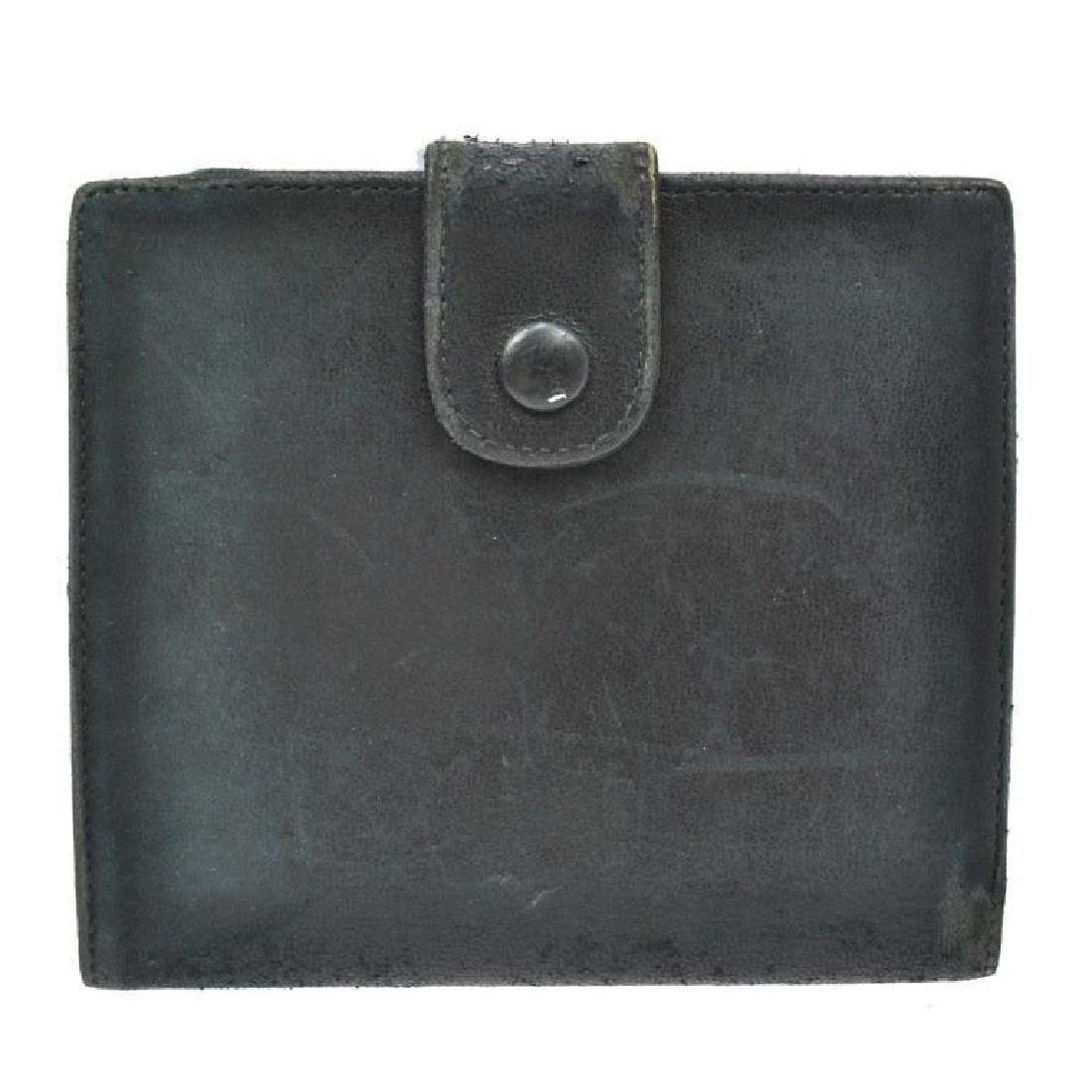 Authentic Vintage CHANEL Leather Wallet - 7